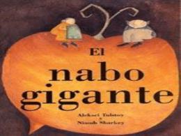 CUENTO EL NABO GIGANTE