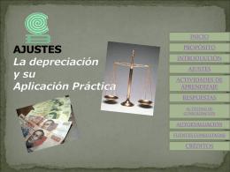 AJUSTES - Colegio de Bachilleres