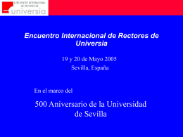 Elecciones Generales para Estudiantes 2001