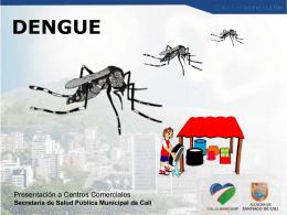 Presentación para Capacitación del Dengue