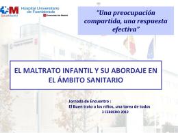 EL MALTRATO INFANTIL Y SU ABORDAJE EN EL ÁMBITO