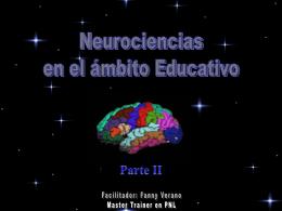 neurociencias en el aula - practica-II
