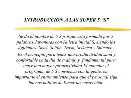 SUPER 5 S