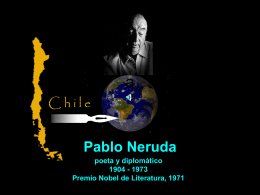 Pablo Neruda - DFW International