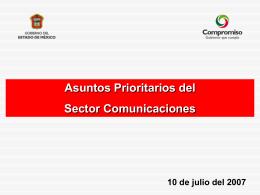 Proyectos Gran Visión - Gobierno del Estado de México