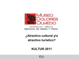 16 -Presentacion Museo Dolores Olmedo