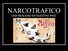 NARCOTRAFICO - historiaproyecto