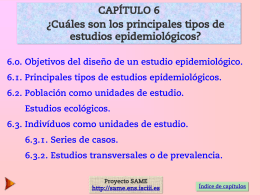 Capitulo 6 - Prevenmed