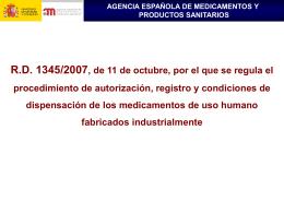 Presentación realizada por Mª Luisa García