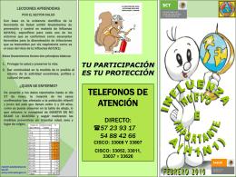 Presentación de PowerPoint - Secretaría de Comunicaciones y