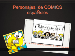 Los comics - WordPress.com