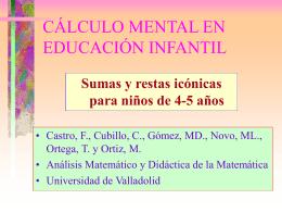 Sumas Icónicas - Universidad de Valladolid