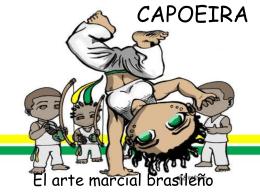 Capoeira El arte marcial brasileño