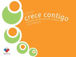 Presentación Chile Crece Contigo. PPT