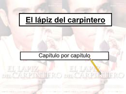 El lápiz del carpintero - Lingualicious