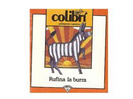 Rufina la burra - newz33preescolar