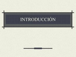INTRODUCCIÓN - Laboratorio de procesado de imagen