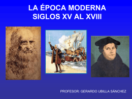 EL HUMANISMO - HISTORIA Y CIENCIAS SOCIALES