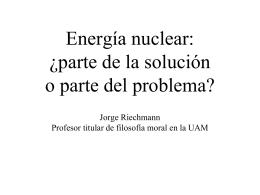 El espejismo nuclear
