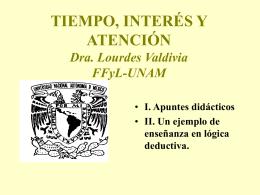 LOGICA Y OTRAS MENTES - Instituto de Investigaciones Filosóficas