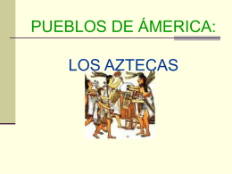 AZTECAS - WordPress.com