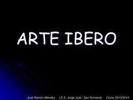Arte Ibérico I  - IES JORGE JUAN / San Fernando