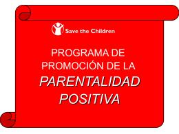 Programa de promoción