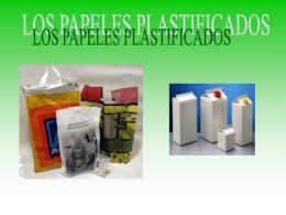 Bolsas de plástico y tetrapak