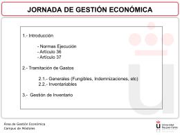 Guía Rápida - Móstoles - Universidad Rey Juan Carlos