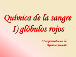 Glóbulos rojos (eritrocitos)