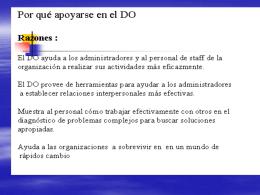 Modelos de Estrategia en el DOII - Departamento de Industria y