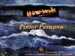 victor humareda - pintor peruano