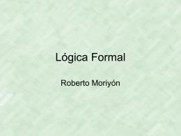 Lógica Formal