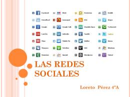 Las redes sociales - TICO
