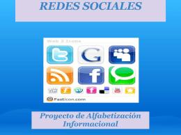Redes Sociales - Biblioteca de Andorra