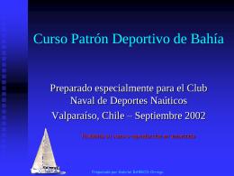 Club Naval de Deportes Náuticos