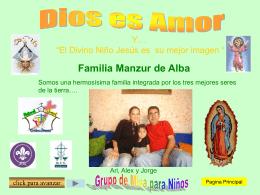 """Y… """"El Divino Niño Jesus es su mejor imagen """""""