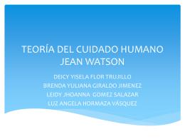 Presentación de PowerPoint - Enfermería vivencia humana y social