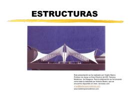ESTRUCTURAS - I.E.S. Tiempos Modernos