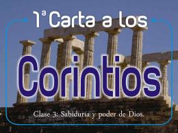 VIVIENDO CON SABIDURÍA - Iglesia Cristiana Renacer