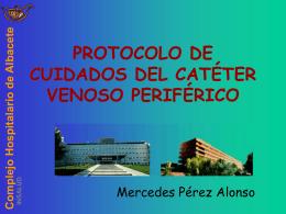 Protocolo de cuidados del catéter venoso periférico