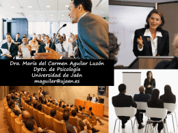 COMUNICADORES SOCIALES UJA: MÓDULO II