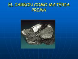 Aprovechamiento del carbón