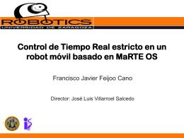 Conclusiones - MaRTE OS - Universidad de Cantabria