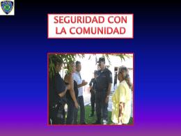 Seguridad Preventiva - Ayuntamiento del Distrito Nacional