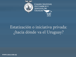æ - Cámara Nacional de Comercio y Servicios