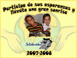 Comedor de Venezuela - Colegio Patrocinio de María