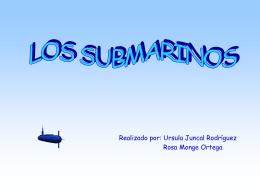 LOS SUBMARINOS