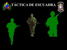 Unidad 1 de Táctica de Escuadra