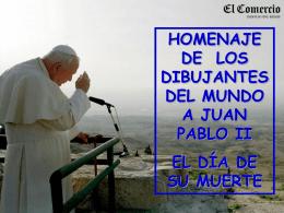 Juan Pablo II - Bienvenido a Oracionvocacional.org